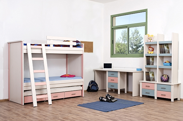 חדר ילדים דגם דני - 1