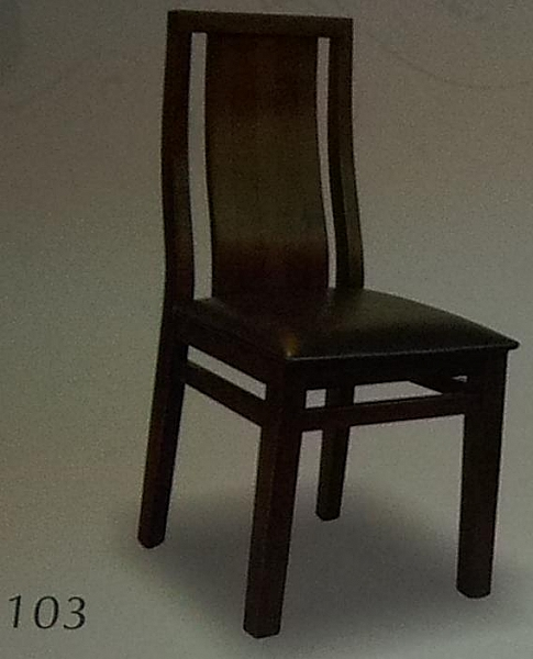 כסא לפינת אוכל דגם 103 - 1