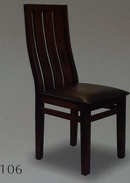 כסא לפינת אוכל דגם 106 - 1