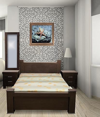 מיטה זוגית רוסו - 1