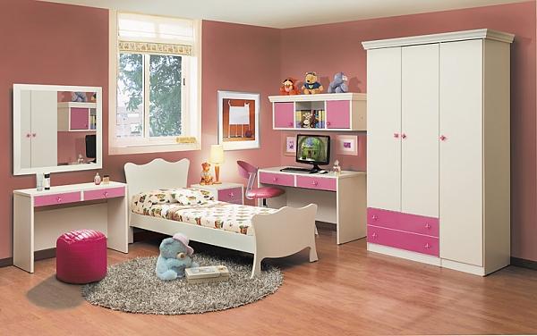 חדר ילדים קומפלט דגם שני - 1