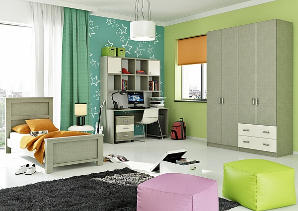 חדר ילדים קומפלט דגם שימי - 1