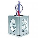 כוס לעטים עם מסגרת לתמונות | מתנות מקוריות לחג לעובדים ולקוחות