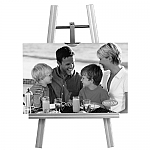 מסגרת אלומיניום לתמונות כן לציור | מתנות מקוריות לחג לעובדים ולקוחות