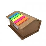 מעמד ניירות ממו בצורת בית | מתנות לשולחן העבודה לעובדים ולקוחות