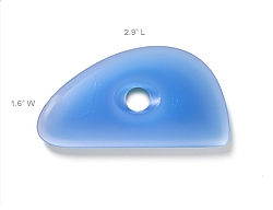 RIGID PLASTIC CLAY  RIB 6