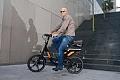 אופניים חשמליים  - תחבורה עירונית נוחה ויעילה לגיל השלישי
