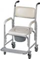 כסא רחצה ושירותים מאלומיניום