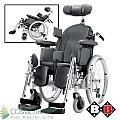 כסא גלגלים 'טילט אין ספייס' דגם Triton תוצרת B&B