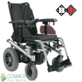 כסא גלגלים ממונע דגם terra