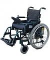 כסא גלגלים מתקפל עם סוללת ליתיום