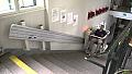 מעלון משטח לכסא גלגלים