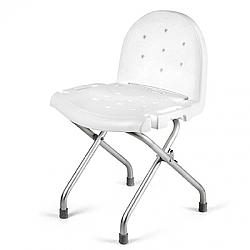 כסא מקלחת מתקפל וקל משקל
