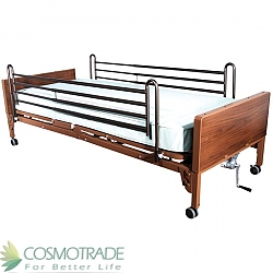 מיטה סיעודית הידראולית