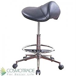 כסא מטפל מסתובב אוכף