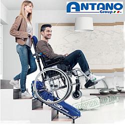 מטפס מדרגות מסתובב 360 מעלות Antano LG2004