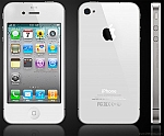 apple Iphone 4G 16 GB לבן מהיצרן