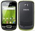 תמונה קדמית של טלפון סלולרי לילדים בגילאי 9-13, Samsung Galaxy Mini