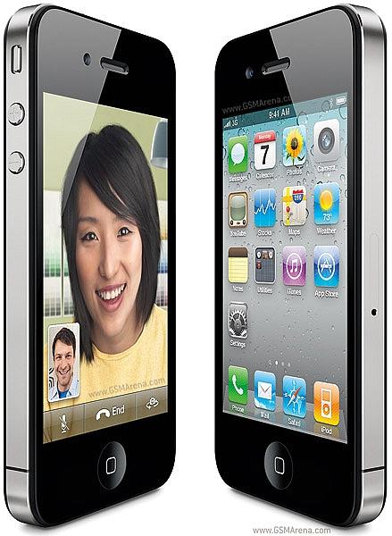 אייפון 4 iPhone מהיצרן Apple - 32GB - 1