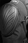 ברכיות ירי סיליקון Damascus Vortex - שחור