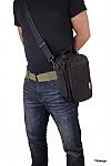 תיק צד גדול להסלקת אקדח