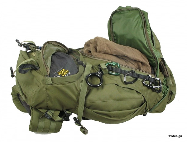 T EXTREME BACKPACK - 6