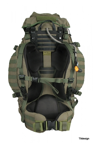 T EXTREME BACKPACK - 2