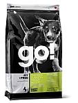 """מזון לגורי כלבים GO נטול דגנים 2.7 ק""""ג"""