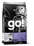 """מזון לכלב מבוגר GO נטול דגנים 2.7 ק""""ג"""
