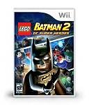 WII -LEGO BATMAN 2: DC SUPER HEROES