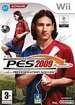 PES 2009 Pro Evolution Soccer Nintendo Wii