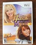 משחק Hannah Montana The Movie Game - Wii