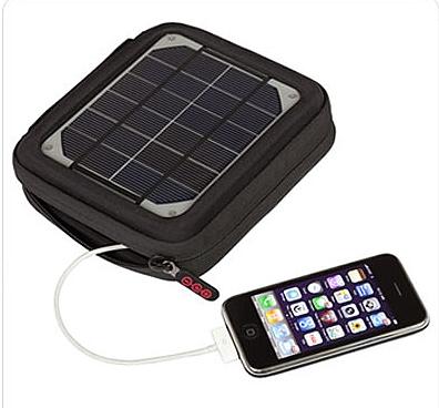 מטען סולארי קומפקטי רב עוצמה לכל התקן אפשרי - 1