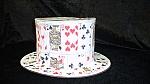 מניפת קלפים לכובע