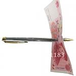 עט חודר שטר מתכת