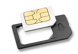 מיקרו ו/או נאנו סים - Micro/Nano Sim