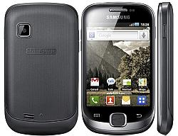 Samsung Galaxy Fit S5670 עברית מלאה