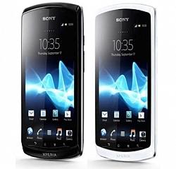 Sony Xperia Neo L עברית מלאה