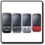 LG GU280F Popcoren תומך פלאפון + HOT