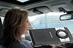 דיבורית בלוטוס' לרכב Plantronics K100