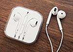 אוזניות אייפון 5 EarPods