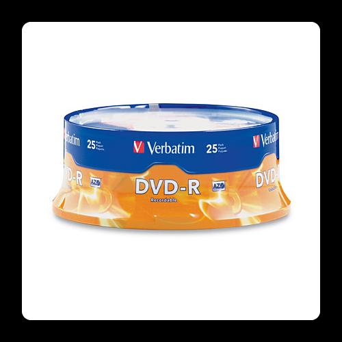 דיסקים DVD לצריבה - 1