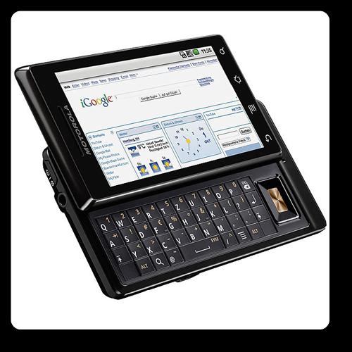 Motorola MILESTONE עברית מלאה - 1
