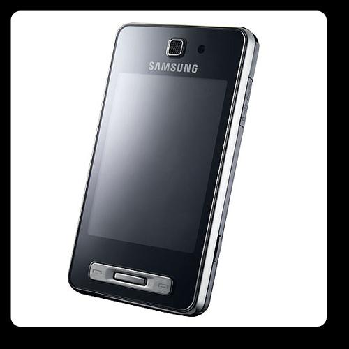 Samsung F480 - 1
