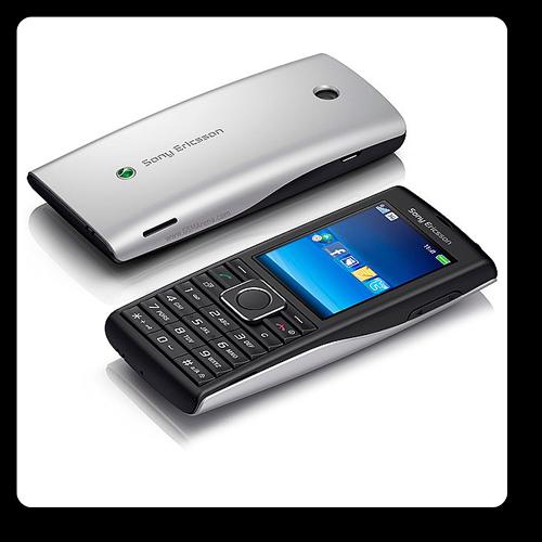 Sony Ericsson Cedar j108 תומך כל הרשתות - 1
