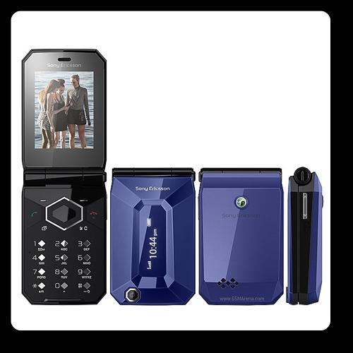 Sony-Ericsson F100i - 1