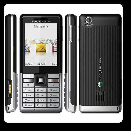 Sony Ericsson J105 - 1