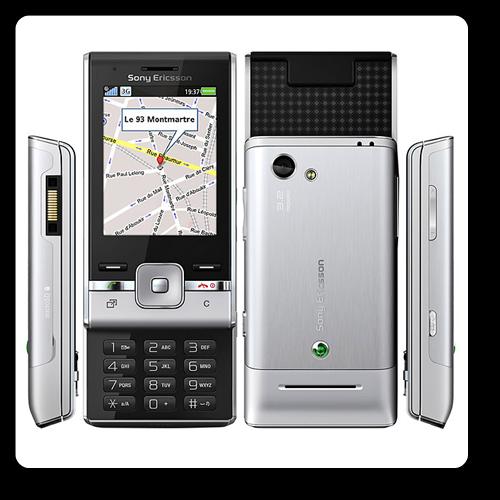 Sony Ericsson T715 - 1
