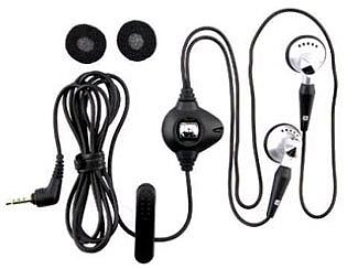 אוזניות סטריאו למכשירי בלאקברי - 1