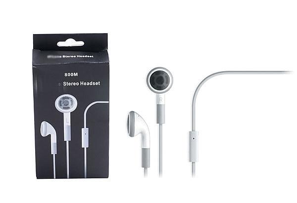 אוזניות סטריאו למכשירי אייפון - 1